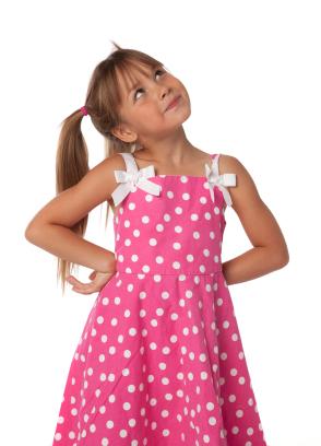 flickklänningar på nätet